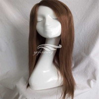 Uprocessed Human Hair Full Lace Wig Freestyle Part