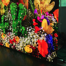 P2.5mm indoor die-casting aluminium rental led display/indoor small pitch size led screen