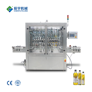 Olive oil filling machine production line