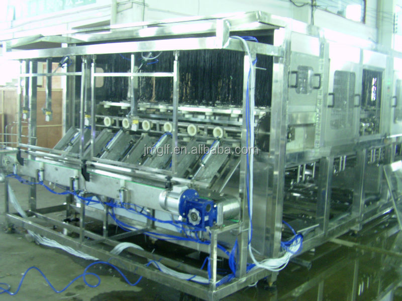 Factory manufacture 1200BPH mineral water bottle New Arrival Pure Water Machine barreled water filling machine line