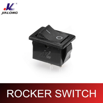 KCD1-103 ON-OFF Rocker Switch SPST 2 Pin KCD3 Momentary Rocker Switch