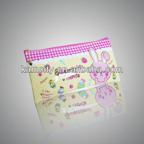 PVC Pencil Bag or Case new design cosmetic bag 2014