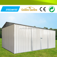 new products home&garden used garden prefab house