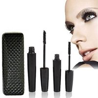 magic 3D fiber lashes mascara with private label for longer and darker eyelash