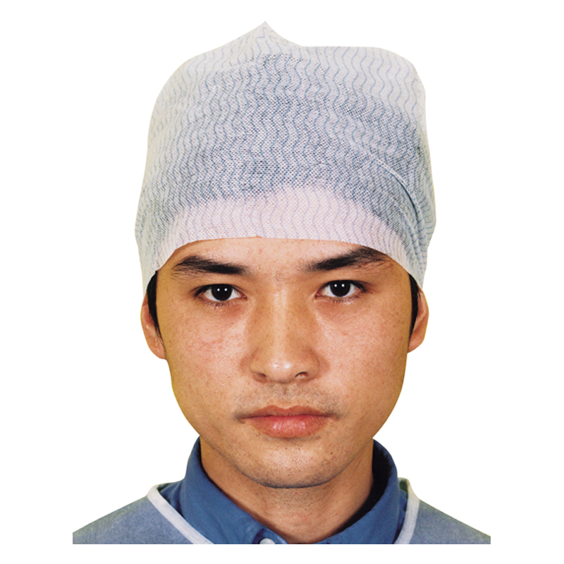 Disposable medical surgical mop doctor nurse cap pattern