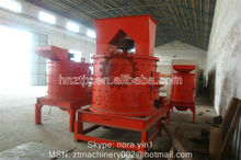 New design compound crusher with large capacity and good performance