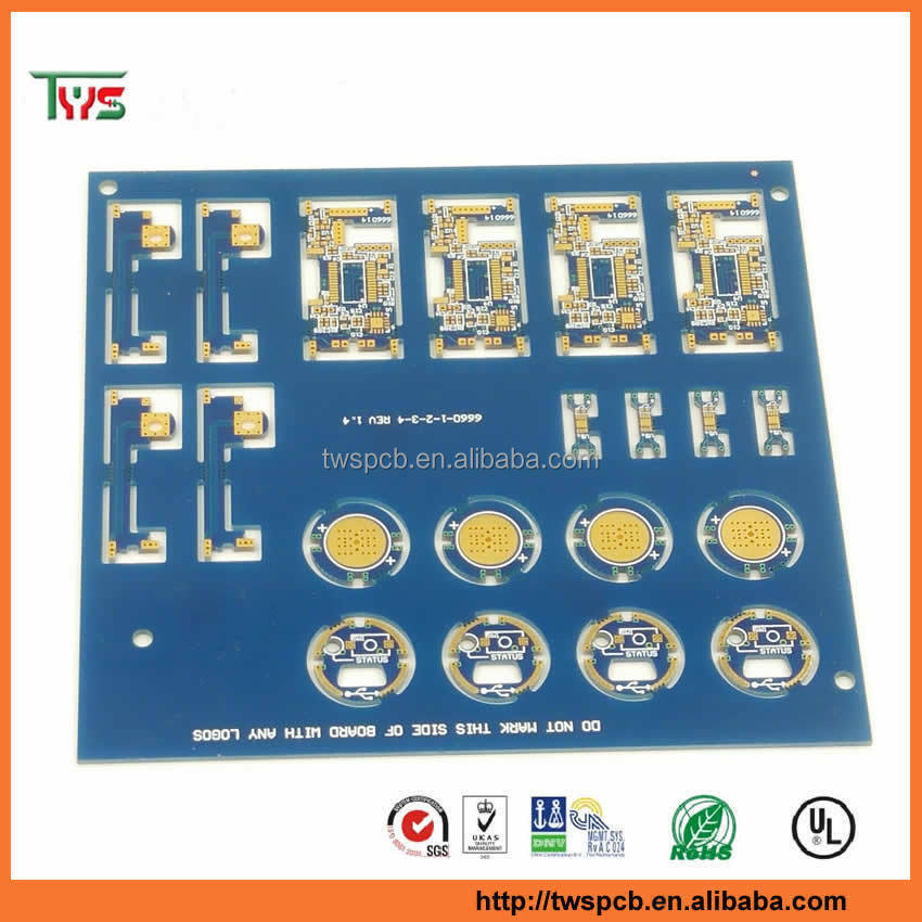 Shenzhen PCB manufacture , PCB assembly one-stop service mulitilayer pcb board