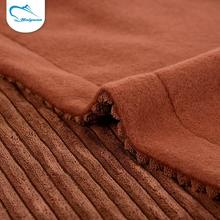 Alibaba supplier fashionable new style 100% polyester coral fleece fabric blanket