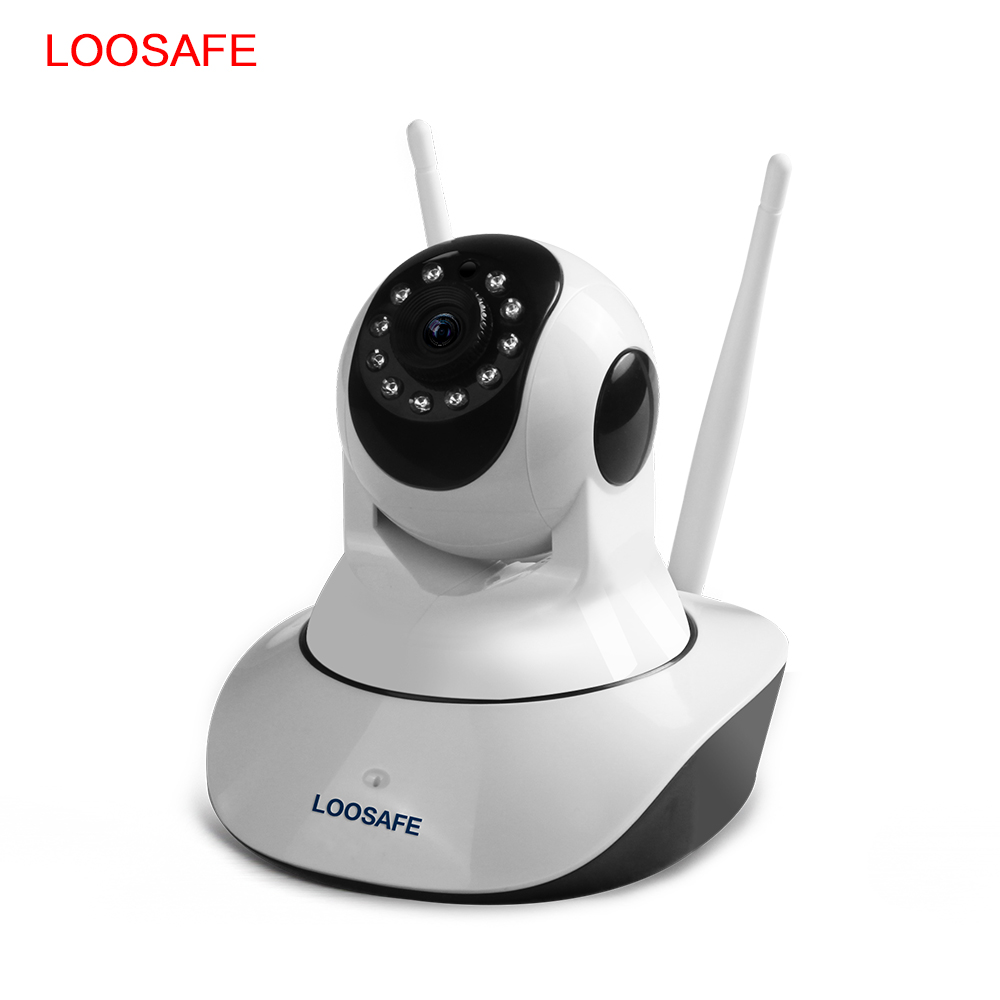 Promotion Cheap 720P Double Antenna Wifi IP Camera 1.0MP security Camera Wifi