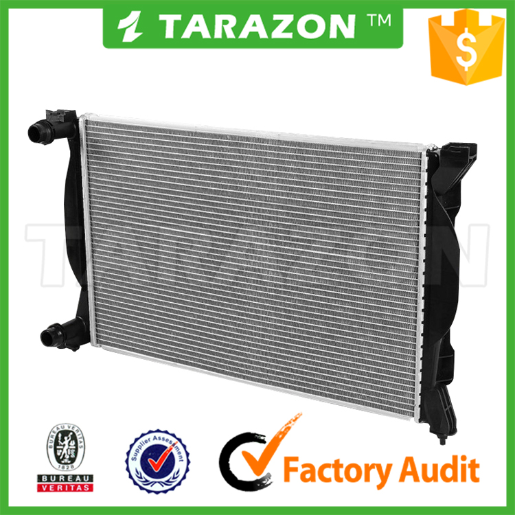 Aluminum core oem replacement radiator for 02-06 Audi a4 quattro b6/-09 s4/rs4 b7 mt