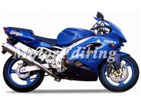 For Kawasaki ZX9R 1998 1999 Blue ZX9 R 1998 1999 Ninja zx-9r 1998-1999 ZX-9R 98 99 ABS Fairing Set Plastic Kit