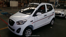 FULU C7 small petrol taxi vehicle/ Cheap passenger 4 wheel car/ four wheel small car 200cc/250cc made ini china