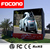 Factory price Outdoor P10 led screen mobile advertising trolley led sign