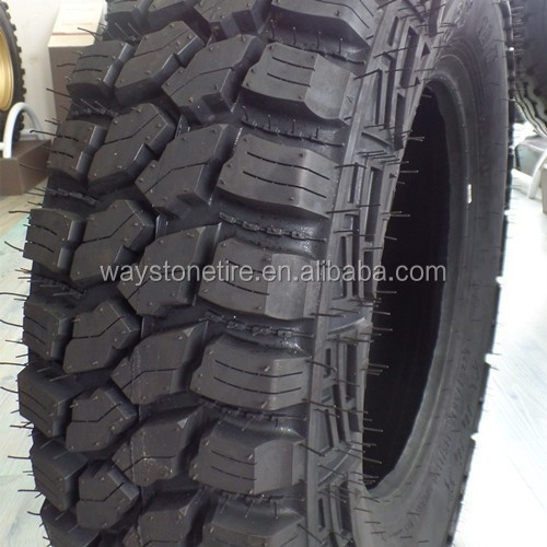 Waystone 4X4 mud tires 285/75r16 4x4 tyres extreme off road