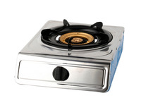 hot sale ,kitchen single SS gas stove