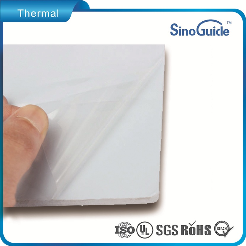 1.0W/m.k Heat Adhesive thermally conductive silicone foam sheet