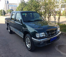 Hot sale high- end double cabin pickup 4k new pickup diesel engine pickup truck