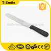 Hot sale Baker Stainless Steel cake spatula knife made in china