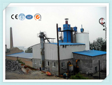 Easy operating natural gypsum powder/plaster of paris making machine/production line