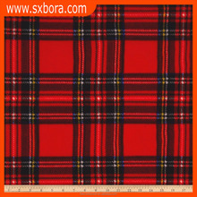buy direct from china factory shrink resistant trellis polar fleece fabric