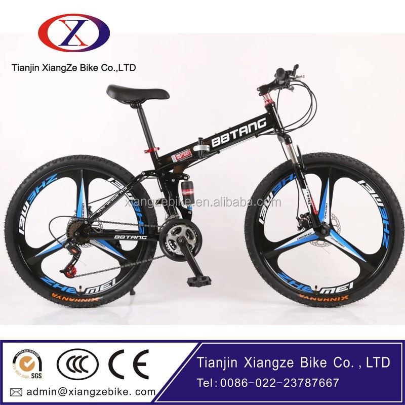 2016 factory price folding giant mountain bike mtb bicycle for men