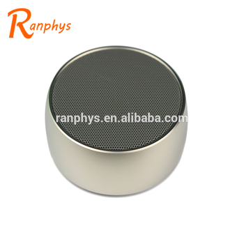 Ranphys cheap Portable Box outdoor subwoofer home theater Super dj bass Wireless round Bluetooth Speaker
