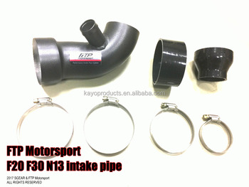 FTP motorsport N13 air intake pipe for BMW 116i 118i 316i ( charge pipe air filter pipe )