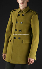 Latest long winter coats design for men