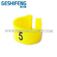 Economy Clip Rings for chicken,grade plastic chicken leg ring