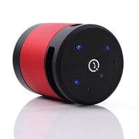 Alibaba trade assurance Mini high tech speaker bluetooth for outdoor mp3/phone music player