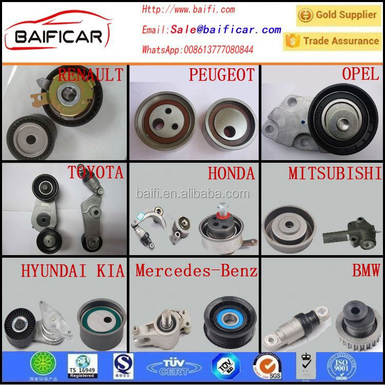 Genuine Quality From Manufacture 038903315 Belt Tensioner Pulley