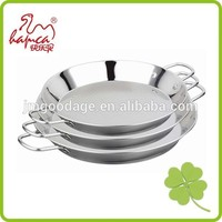 Stainless Steel Cookware Set, Chinese Wok hot pot, Stainless Steel Wok Frying Pan