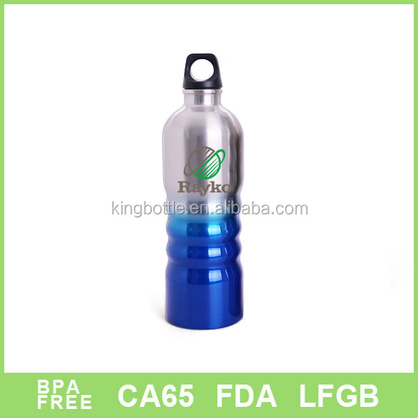 2013 USA best selling stainless steel bpa free sport water bottle