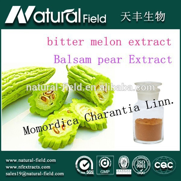 Quick response with 24 hours Hot Sale product natural plant extract powder bitter melon extract