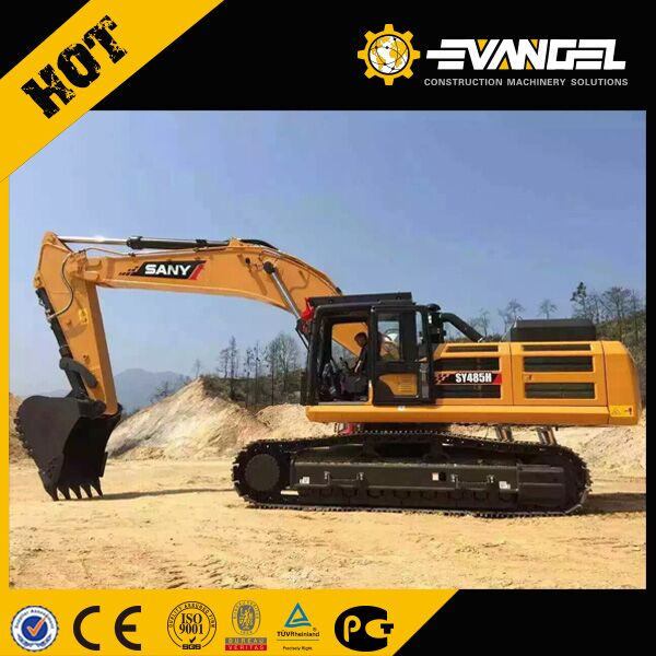 33000kg SANY SY335C mine quarry use excavator for sale escavator