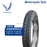 3.00-18 80/90-17 2.75-17 2.50-18 100/90-17 300-17 110/90 2.50-17 China Motorcycle Tire High Efficiency ,Motor Tire Best Selling