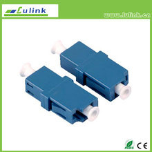 High Stablity LC Fiber Optic Adapter,SM,SIMPLEX