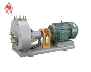 horizontal mine motor Pump