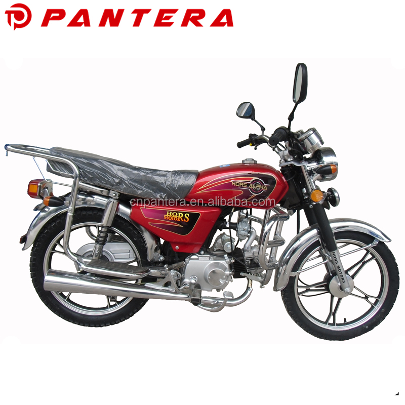 Russia Market Classic Retro Alpha 70cc China Motorcycle