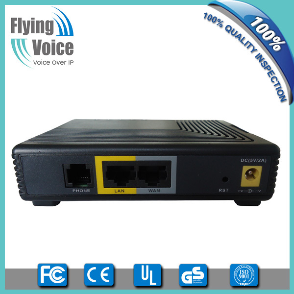 Flyingvoice 1 fxo port voip gateway/analogy telephone voip gateway/asterisk sip trunk voip gateway G501N