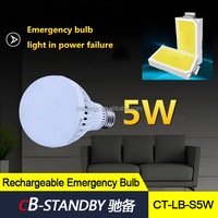 Made in China energy saving lamp for emergency 5W