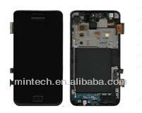 Replacement LCD assembly with frame For Samsung galaxy S2 I9100