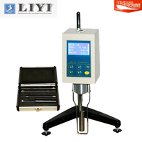 Lab Digital Viscometer Viscosimeter Viscosity Meter