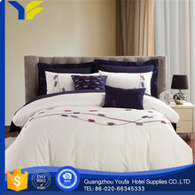 polyester/cotton Guangzhou twin pure cotton daybed bedding set