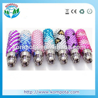 china factory price wholesale eGo batteries crystal diamond battery ce4 ego battery