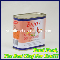 Chicken Products Canned Good Meal Halal Luncheon Meat