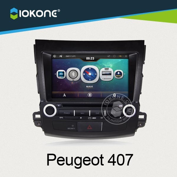 CAR DVD PLAYER FOR PEUGEOT 407