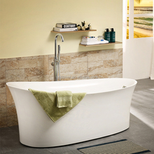 DM924 Shaoxing Domal acrylic bathtub Wholesale free standing indoor free standing acrylic walk in bathtub