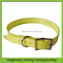 TPU collar strap with BEEPER or GPS equipment supplies