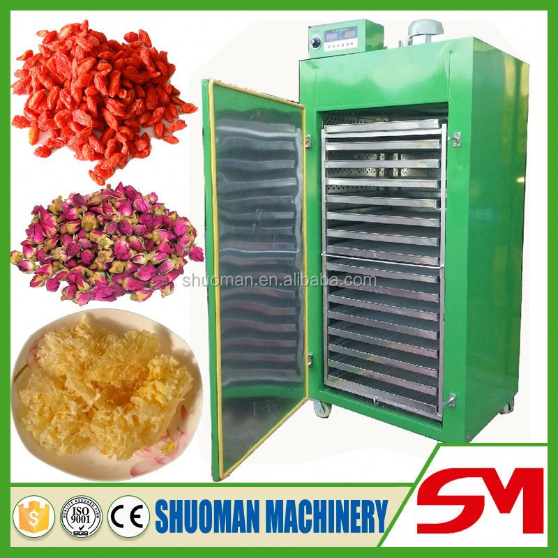 Low labor intensity and high efficient cocoa beans drying machine